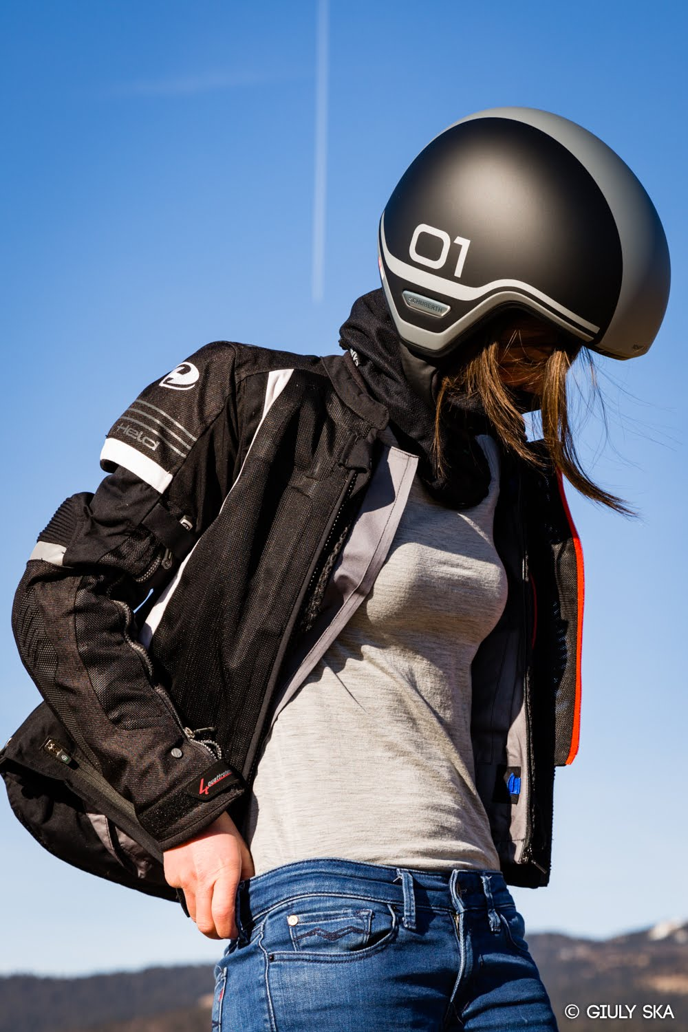 Schuberth 01 by MissBiker