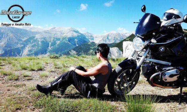 MotoGarage Lecce: Manu e la moto nel DNA
