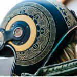 Test casco SMK Eldorado: stile retrò originale e sicurezza