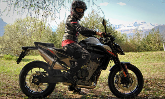 Prova KTM Duke 790: la naked che mancava