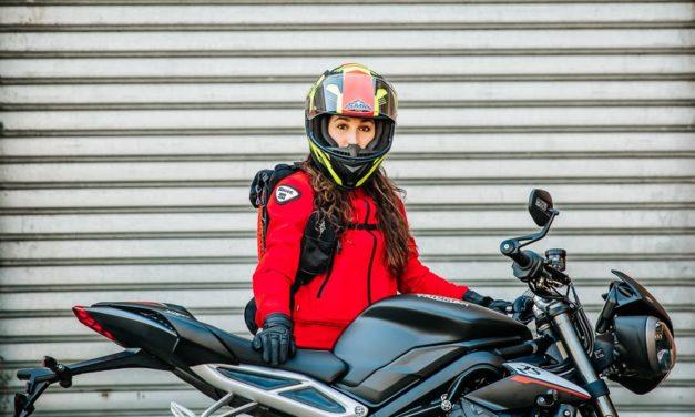 Felpa Blauer Easy Woman 1.1: protezione urban