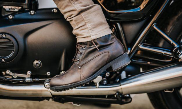 TCX LADY BLEND WP: quando la moda incontra la moto