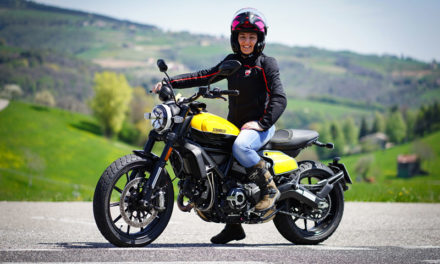 Scrambler Full Throttle 800: credevo fosse solo una moto da bar