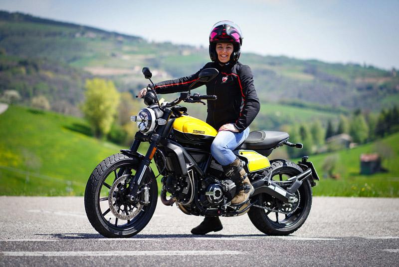 Scrambler Full Throttle 800: credevo fosse solo una moto da bar