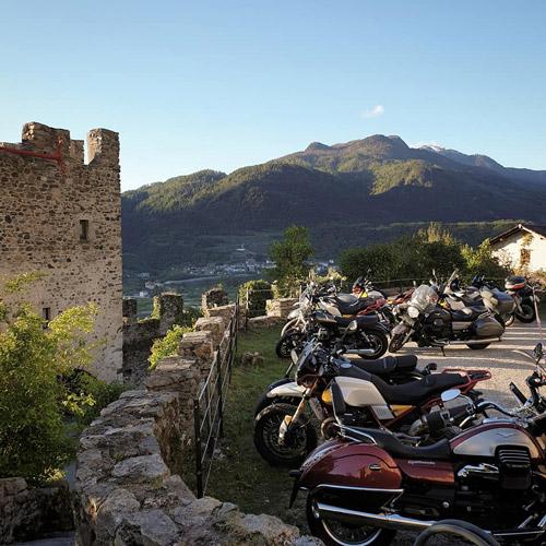 Moto Guzzi by MissBiker
