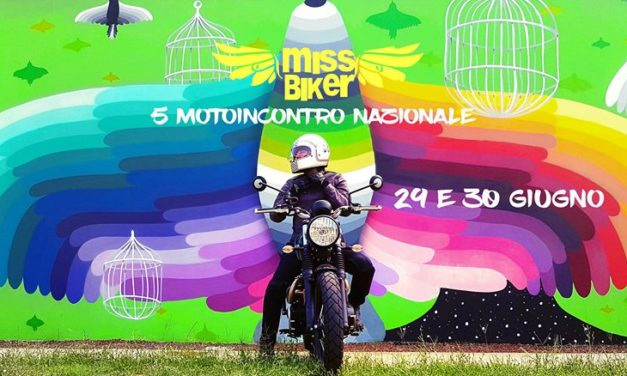 5° Motoincontro Nazionale MissBiker