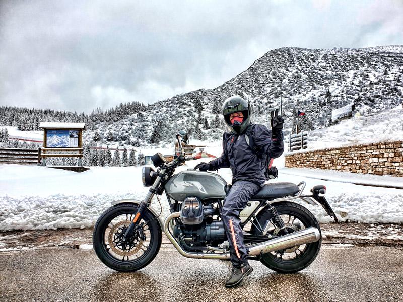 Moto Guzzi Experience: un modo unico di vivere la moto