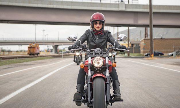 Raddoppia il numero delle motocicliste rispetto a un decennio fa