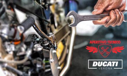 Aperitivo Tecnico Femminile con Ducati Verona
