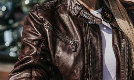 Test giacca Held Sabira: urban retrò