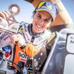 Laia Sanz campionessa del mondo di Cross Country Rally