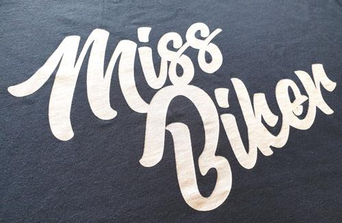 MissBiker Blue Dream