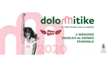Dolomitike 2020: ufficiale la presenza di MissBiker